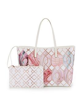 ted-baker-sea-of-clouds-canvas-tote-bag-white