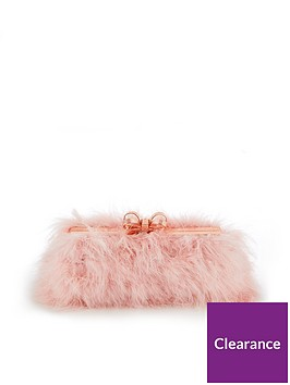 ted-baker-janiie-faux-feather-evening-clutch-bag-light-pink
