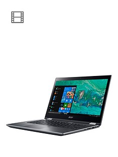 acer-spin-3-intel-pentium-goldnbsp4gbnbspramnbsp1tbnbsphard-drivenbsp14-inch-full-hd-touchscreen-2-in-1-laptop-tablet-iron