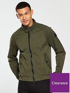 boss-lightweight-jacket-dark-green