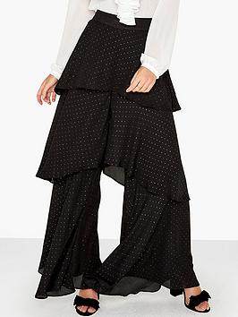 girls-on-film-tiered-ruffle-trousers-black