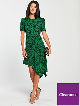 v-by-very-ity-asymmetric-skater-dress-green