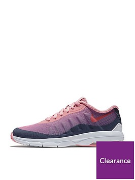 b392b24e53 Nike Childrens Air Max Invigor Print - Pink   littlewoods.com