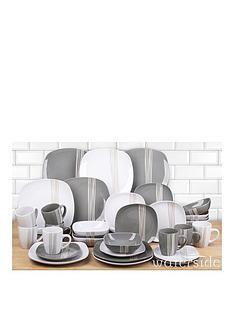 waterside-32-piece-mimi-grey-amp-white-square-dinner-set