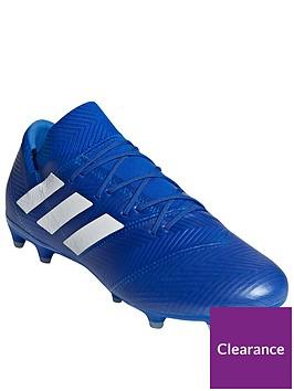 eae7e4baf9ff adidas Nemeziz 18.2 Firm Ground Football Boots