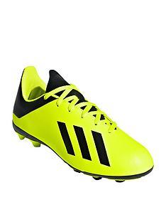 adidas-junior-x-184-firm-ground-football-boots-yellow