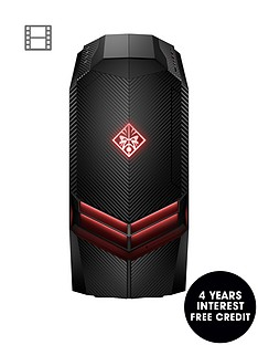 hp-omen-desktop-880-100na-intelreg-coretrade-i5-8gbnbspramnbsp1tbnbsphard-drive-amp-128gbnbspssd-gaming-pc-withnbspgeforce-gtx-1060-3gb-graphics-black