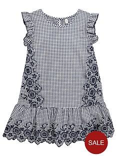 mini-v-by-very-girls-embroidered-gingham-dress-black