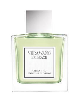 Vera Wang Vera Wang Vera Wang Embrace Green Tea And Pear Blossom For Women  ... Picture