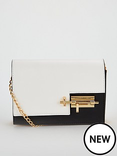 v-by-very-piper-colour-block-lock-crossbody