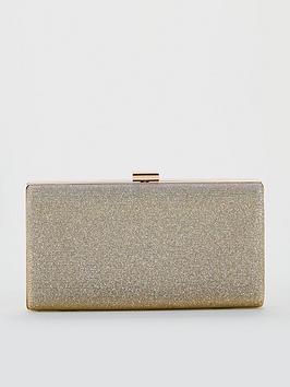 v-by-very-becky-glitter-lurex-clutch-bag-silvergold