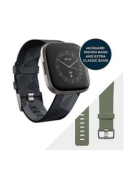Fitbit Fitbit Versa 2 Special Edition - Stone / Mist Grey Picture
