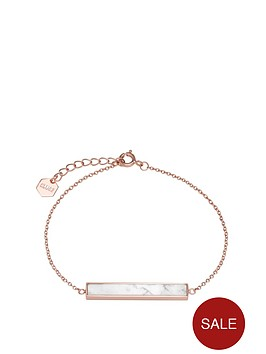 cluse-cluse-idylle-rose-gold-and-howlite-ladies-bracelet