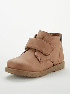mini-v-by-very-mini-calvin-velcro-desert-boot-tan