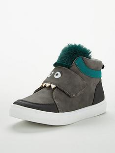 v-by-very-max-cheeky-monster-fur-hi-top
