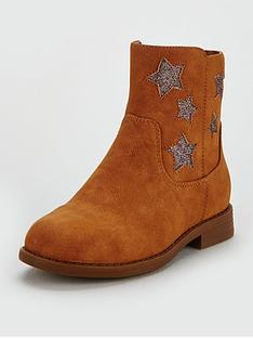 v-by-very-rebecca-glitter-star-ankle-boot-tan