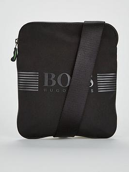 boss-athleisure-pixel-zip-bag