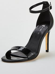 v-by-very-gemma-mid-heel-mnimal-sandal-black