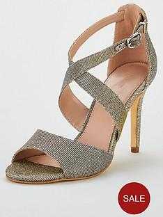 v-by-very-geneva-mid-heel-glitter-lurex-sandal
