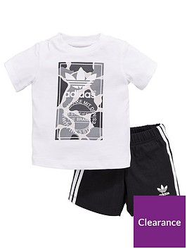 adidas-originals-baby-boys-camo-trefoil-set-blackwhitenbsp