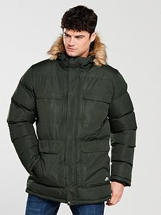 trespass-baldwin-parka-coat-olive
