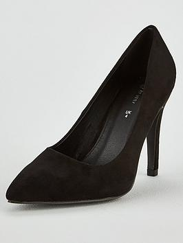 V by Very V By Very Wide Fit Chica High Point Court Shoe Picture