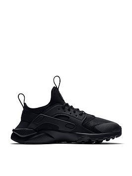 nike-childrens-huarache-run-ultra-trainers-black