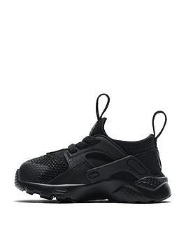 nike-huarache-run-ultra-infant-trainers-black