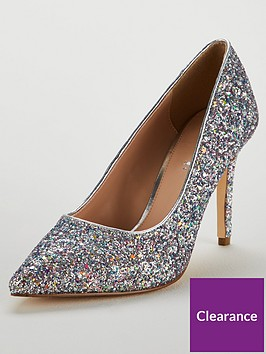 v-by-very-colarado-high-point-court-shoe-silver