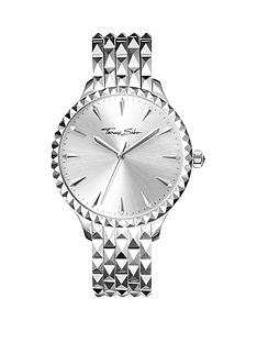 thomas-sabo-thomas-sabo-rebel-at-heart-pyramid-studs-stainless-steel-bracelet-ladies-watch