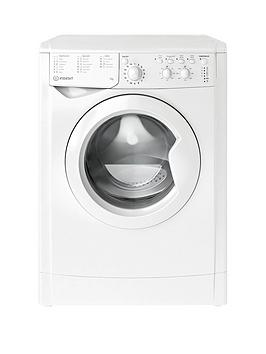 Indesit Indesit Ecotime Iwc71252Eco 7Kg Load, 1200 Spin Washing Machine -  ... Picture