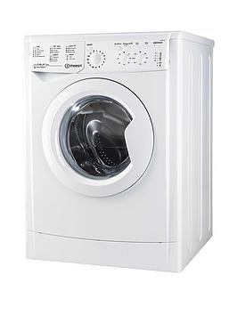 Indesit Indesit Ecotime Iwc81252Eco 8Kg Load, 1200 Spin Washing Machine -  ... Picture