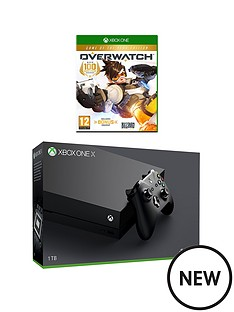 xbox-one-x-console-plus-overwatchnbspplusnbspoptional-controller-andor-12-months-xbox-live