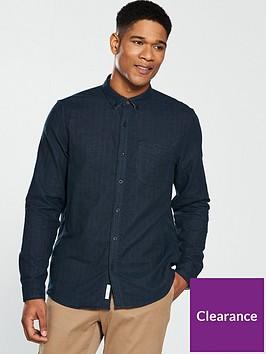 river-island-long-sleeve-double-face-shirt