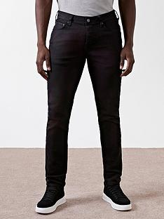 river-island-black-dylan-slim-fit-jeans