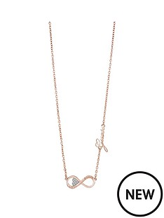 guess-rose-gold-plated-infinity-symbol-ladies-necklace
