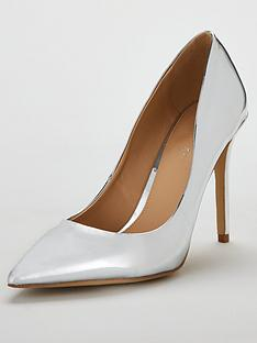 v-by-very-chic-high-point-court-shoe-silvernbsp