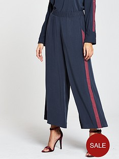 native-youth-press-stud-trousers-navyburgundy
