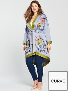 lost-ink-curve-longlinenbspembroidered-kimononbsp