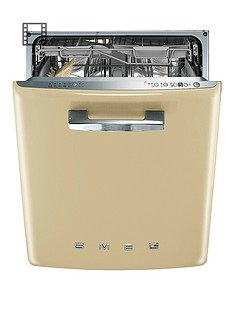 smeg-di6fabcr-60cm-50s-style-built-in-13-place-dishwasher-withnbspflexiduo-baskets-cream