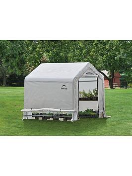 Shelterlogic   Shelter Logic 6X6 Greenhouse In A Box