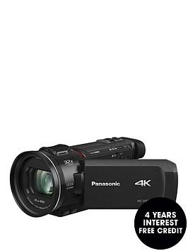 panasonic-hc-vx1-4k-25mm-wide-24x-zoom-leica-lensnbsp--black-pound50-cash-back-available