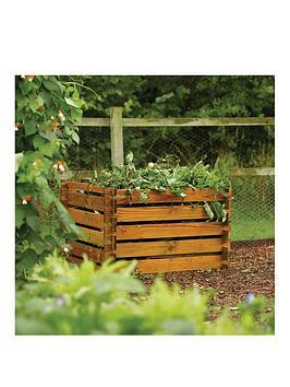 Rowlinson   Budget Garden Composter