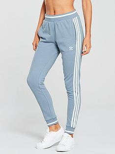 209cac9b187e adidas Originals Active Icons Track Pant - Powder Blue