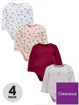 mini-v-by-very-baby-girls-4pk-long-sleeved-floral-bodysuits