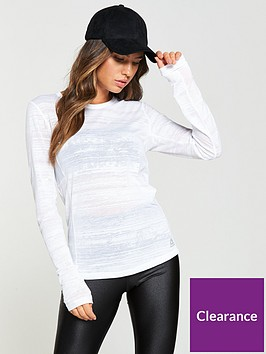 reebok-long-sleeve-top-whitenbsp