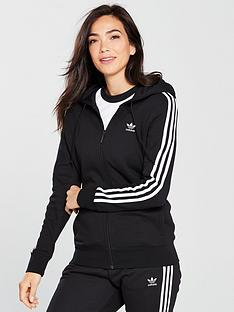 adidas-originals-3-stripe-zip-through-hoodienbsp--blacknbsp