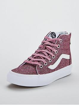 vans-sk8-hi-zip-junior-trainer-pinknbsp