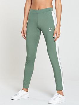 puma-classics-logo-t7-legging-greennbsp