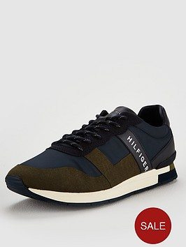tommy-hilfiger-mixed-material-trainer